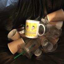 Respect the mug.